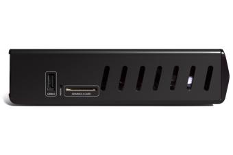 медиаплеер Zappiti One 4K HDR вид сбоку